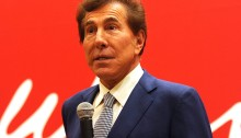 Steve Wynn speaks at annual general meeting in Macau